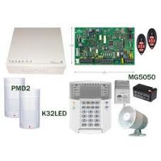 Wireless Alarm kit ( 2pir wireless kit )