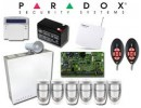 Wired and Wireless alarm systems